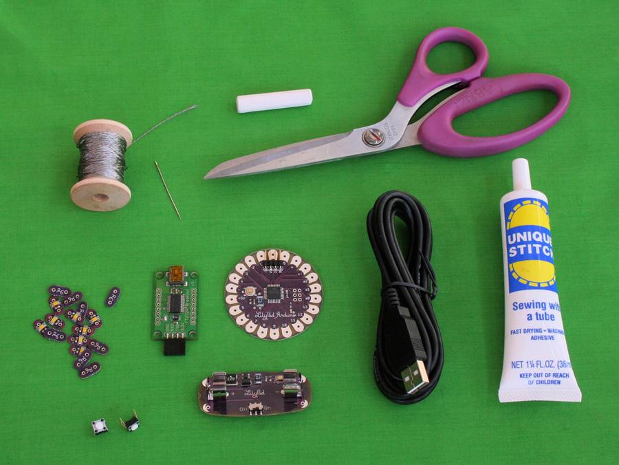 Turn signal biking jacket vest supplies.jpg